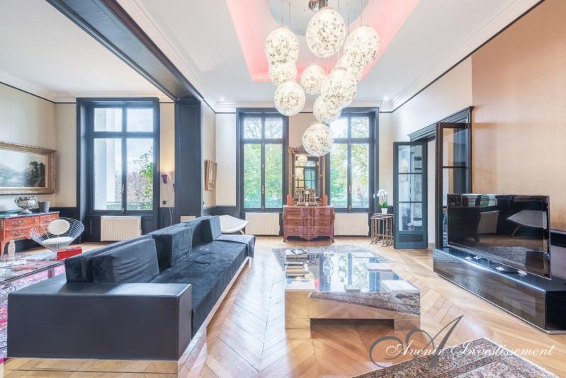 RARE Appartement de 240m² sur Parc