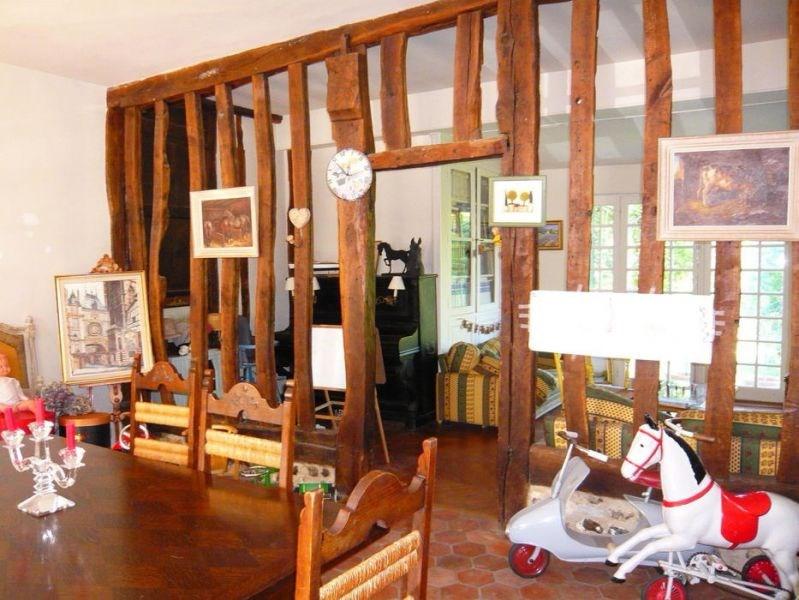 Vente maison / villa Saint-clair-sur-epte 315000€ - Photo 2