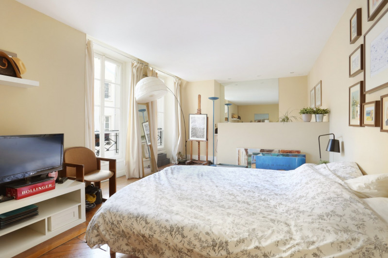 Vente de prestige appartement Paris 1er 1 660 000€ - Photo 5