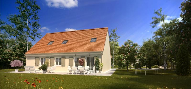 """Modèle de maison  """"Modèle de maison 4 pièces"""" à partir de 4 pièces Val-d'Oise par Maison pierre"""