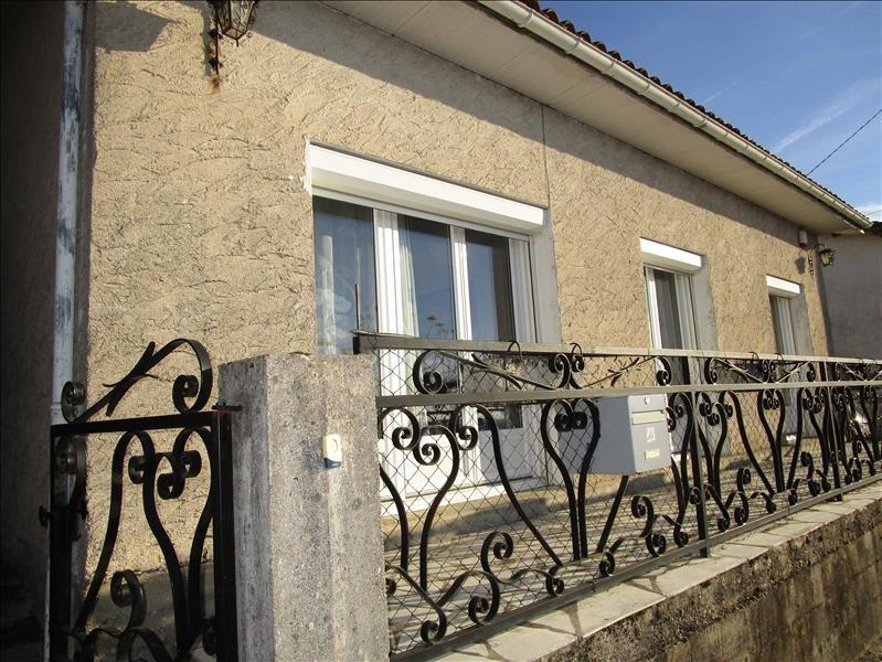 Vente maison / villa Villefranche de lonchat 91000€ - Photo 1