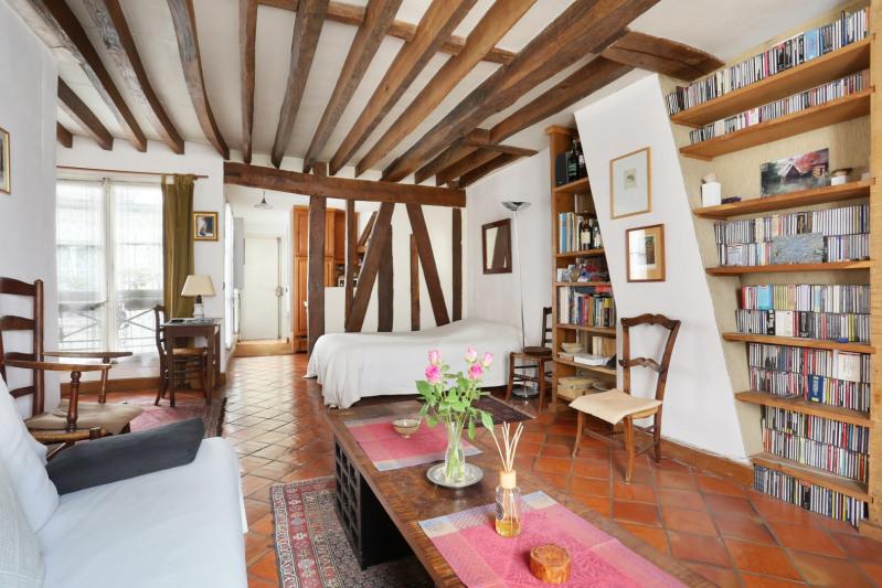 Verkoop van prestige  appartement Paris 4ème 475000€ - Foto 9