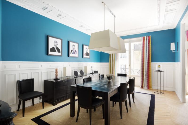 Vente de prestige appartement Paris 16ème 2260000€ - Photo 4