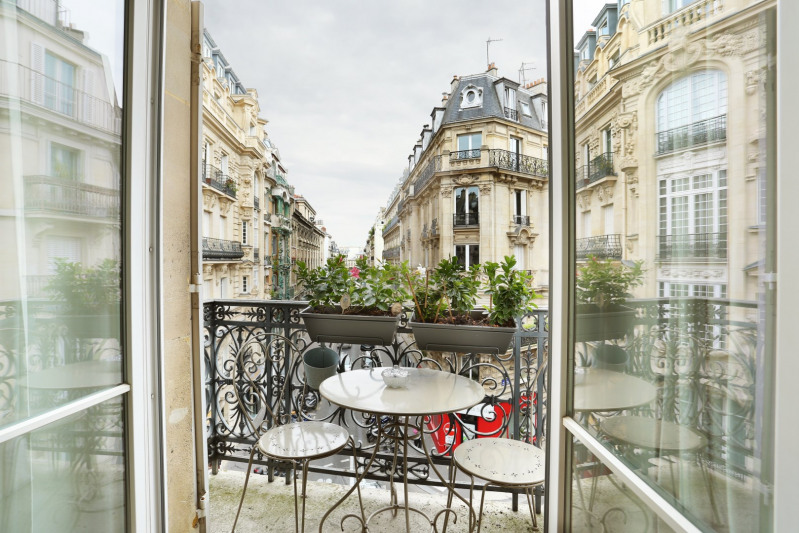 Verkoop van prestige  appartement Paris 9ème 700000€ - Foto 3