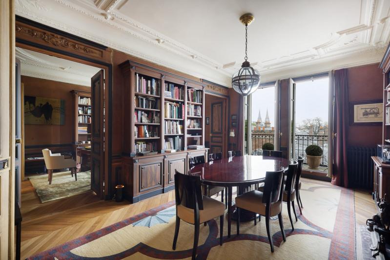Venta de prestigio  apartamento Paris 7ème 5850000€ - Fotografía 5