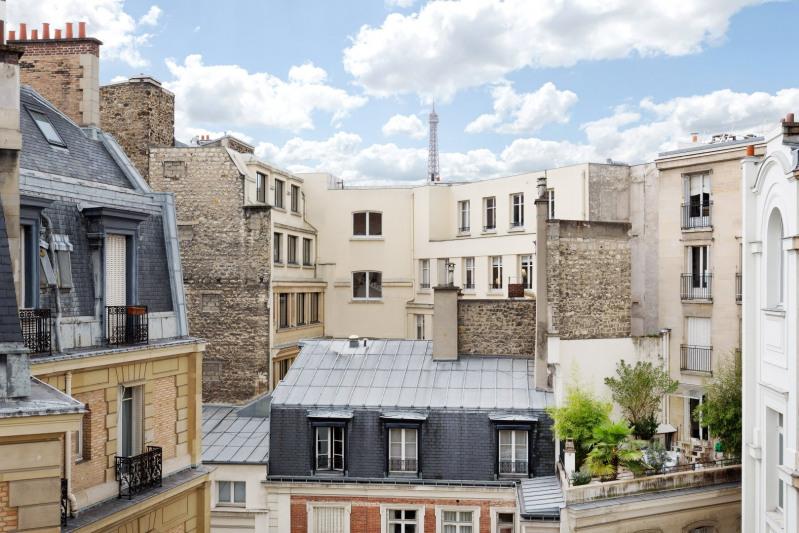 Vente de prestige appartement Paris 8ème 3490000€ - Photo 3