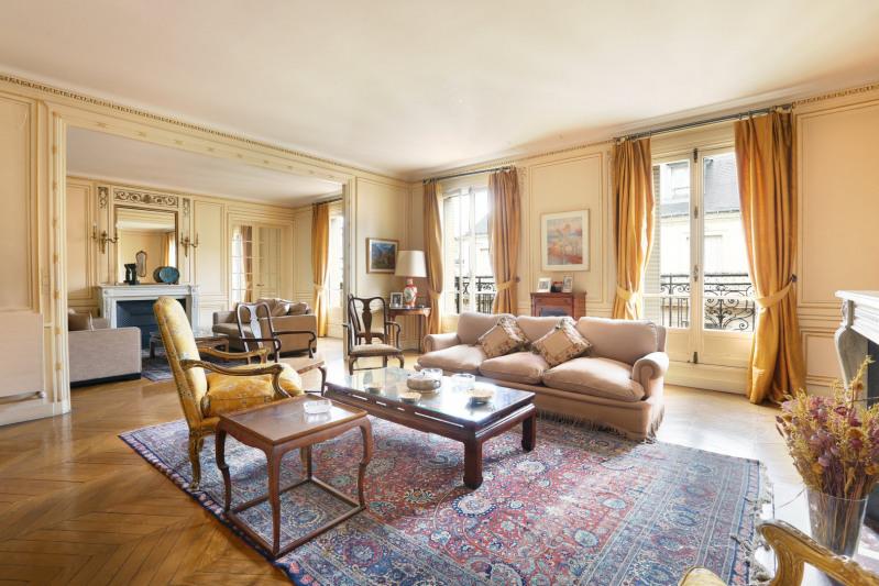 Revenda residencial de prestígio apartamento Paris 16ème 2650000€ - Fotografia 2