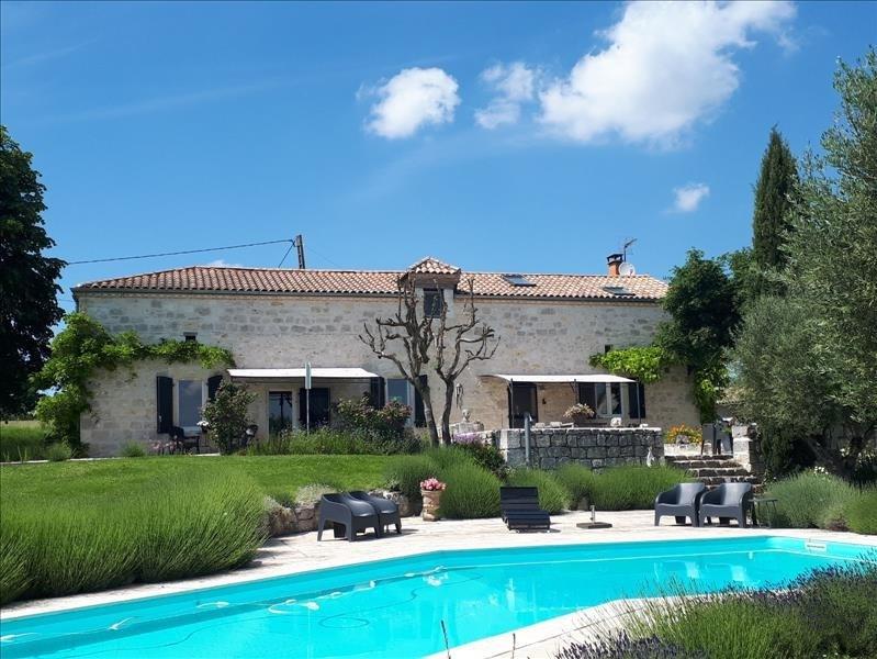 Deluxe sale house / villa Agen 679250€ - Picture 1