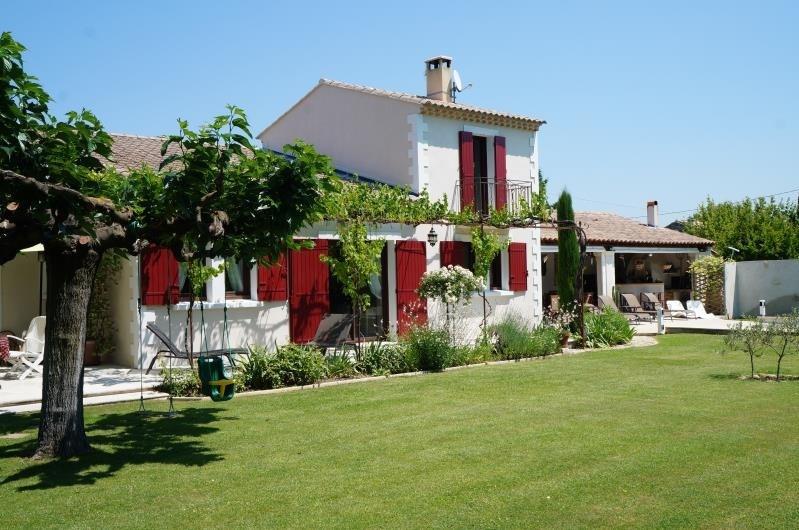 Immobile residenziali di prestigio casa St remy de provence 1155000€ - Fotografia 5