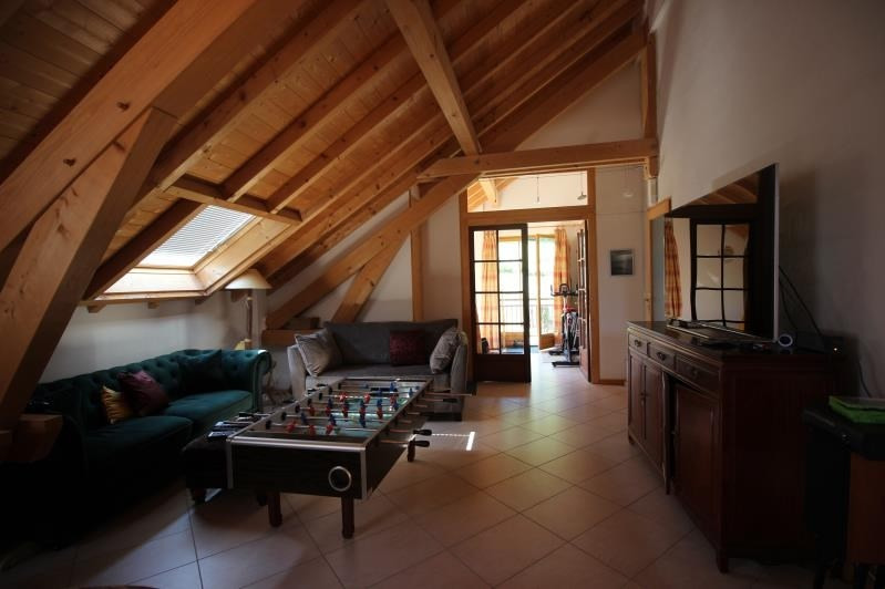 Deluxe sale house / villa Saint sixt 630 000€ - Picture 5