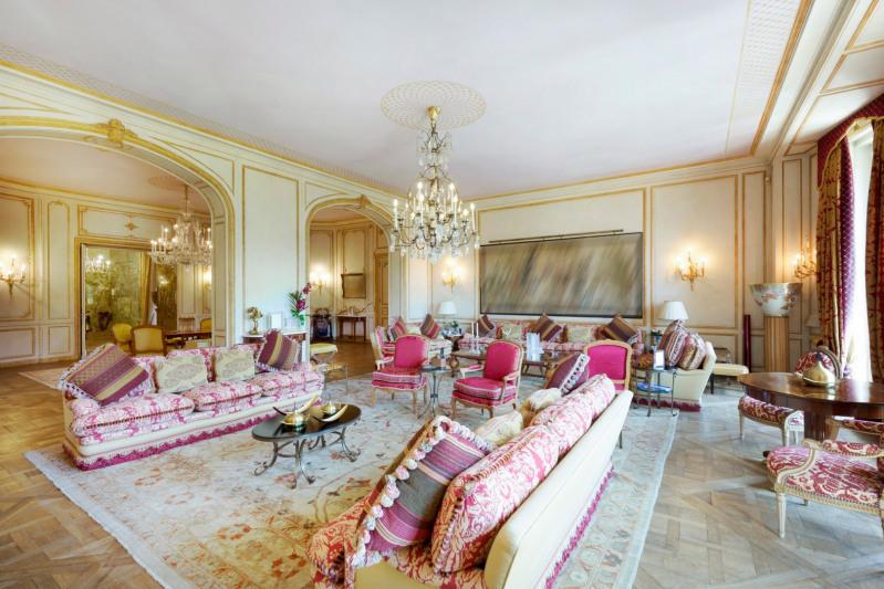 Revenda residencial de prestígio apartamento Paris 16ème 21000000€ - Fotografia 3