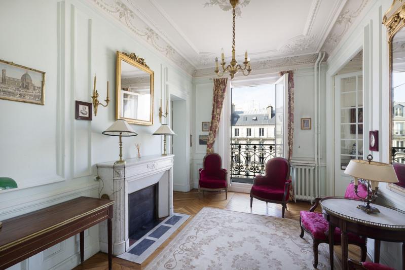 Vente de prestige appartement Paris 16ème 3570000€ - Photo 4