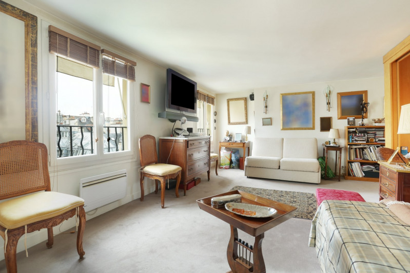Venta de prestigio  apartamento Paris 7ème 690000€ - Fotografía 3