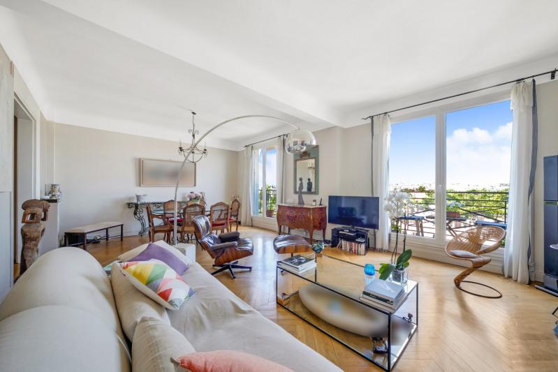 Deluxe sale apartment Boulogne-billancourt 1910000€ - Picture 1