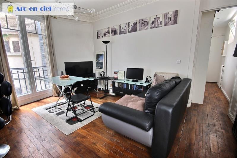 Revenda apartamento Paris 20ème 320000€ - Fotografia 2