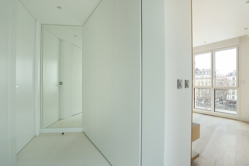 Aрендa квартирa Paris 16ème 4800€ CC - Фото 12