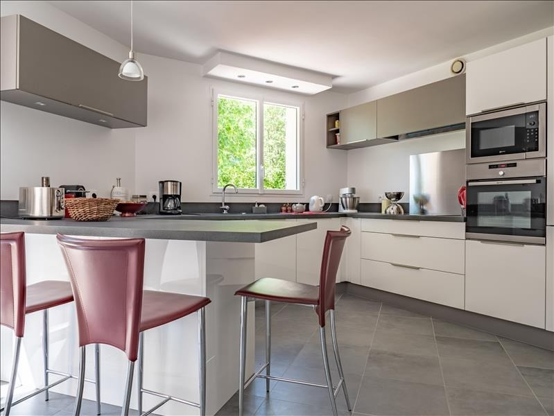 Deluxe sale house / villa Feucherolles 990000€ - Picture 8