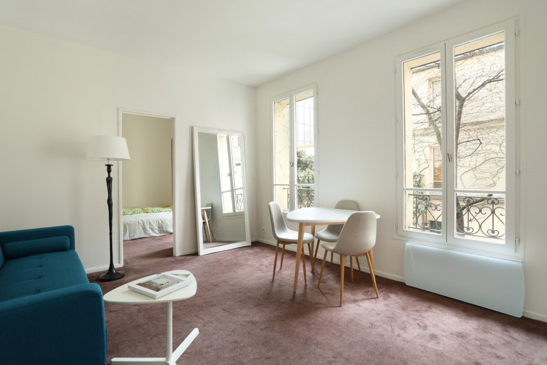 Deluxe sale apartment Neuilly-sur-seine 330000€ - Picture 1