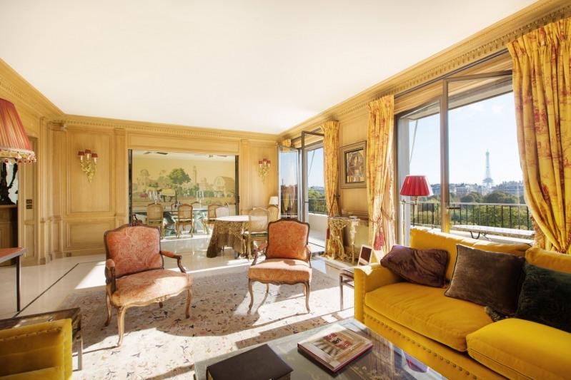 Revenda residencial de prestígio apartamento Paris 16ème 4500000€ - Fotografia 6
