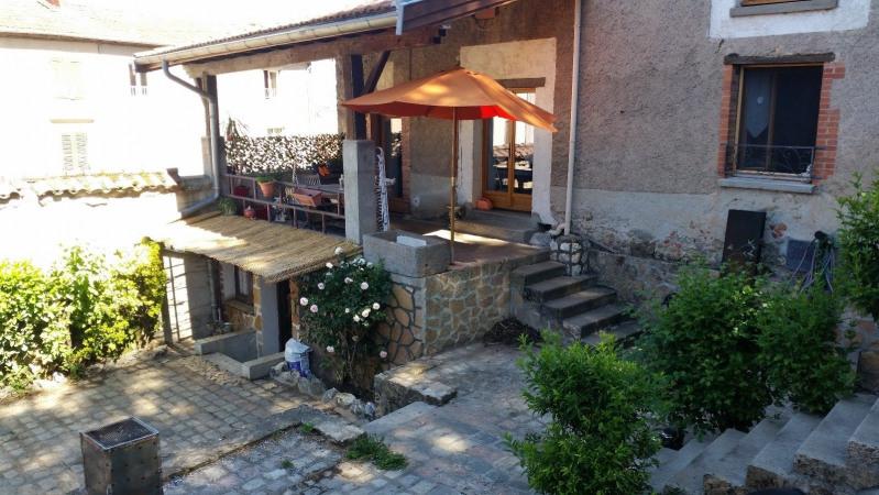Vente maison / villa Yzeron 159000€ - Photo 1