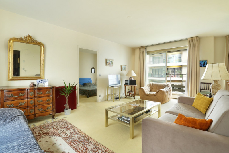 Paris 16th District – An ideal pied a terre