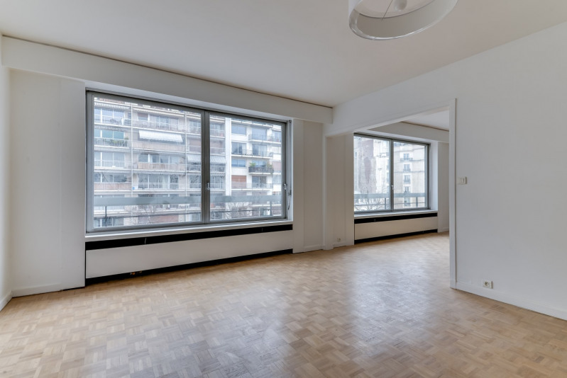 Vente de prestige appartement Paris 16ème 1 270 000€ - Photo 2