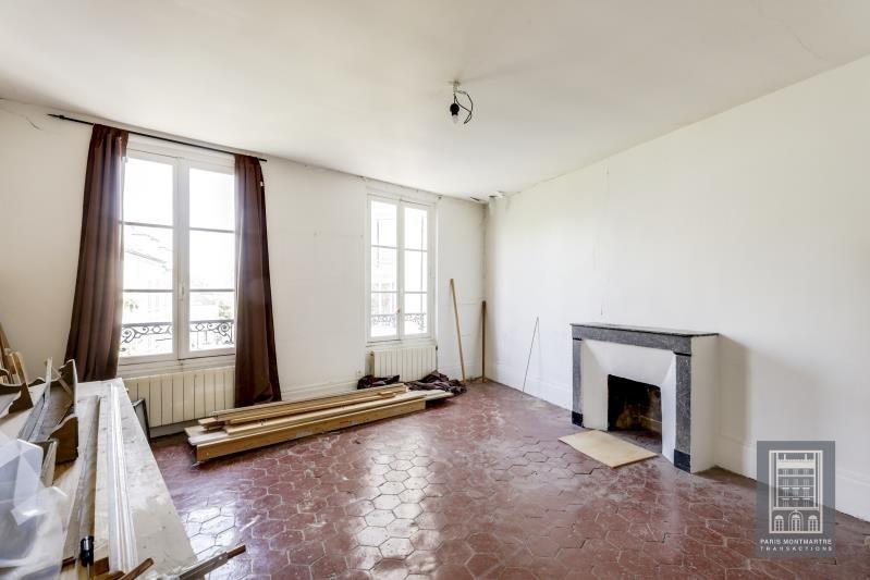 Vente appartement Paris 18ème 636000€ - Photo 2