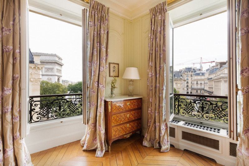 Deluxe sale apartment Paris 16ème 2 960 000€ - Picture 4
