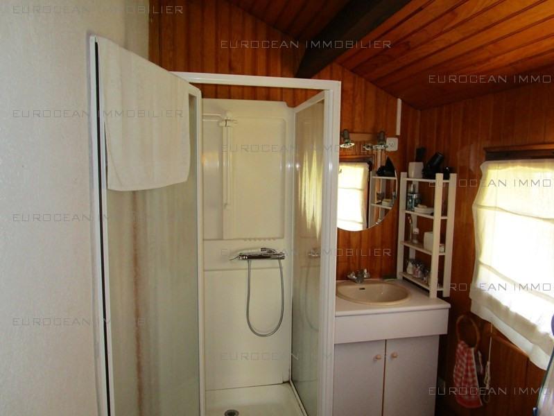 Alquiler vacaciones  casa Lacanau 545€ - Fotografía 7