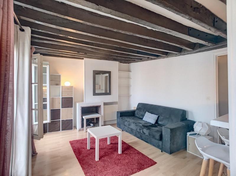Sale apartment Paris 3ème 420000€ - Picture 3