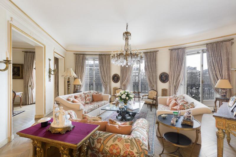 Deluxe sale apartment Paris 16ème 7350000€ - Picture 3