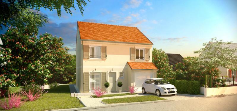 Maison  4 pièces + Terrain 302 m² Saint-Fargeau-Ponthierry par MAISONS PIERRE