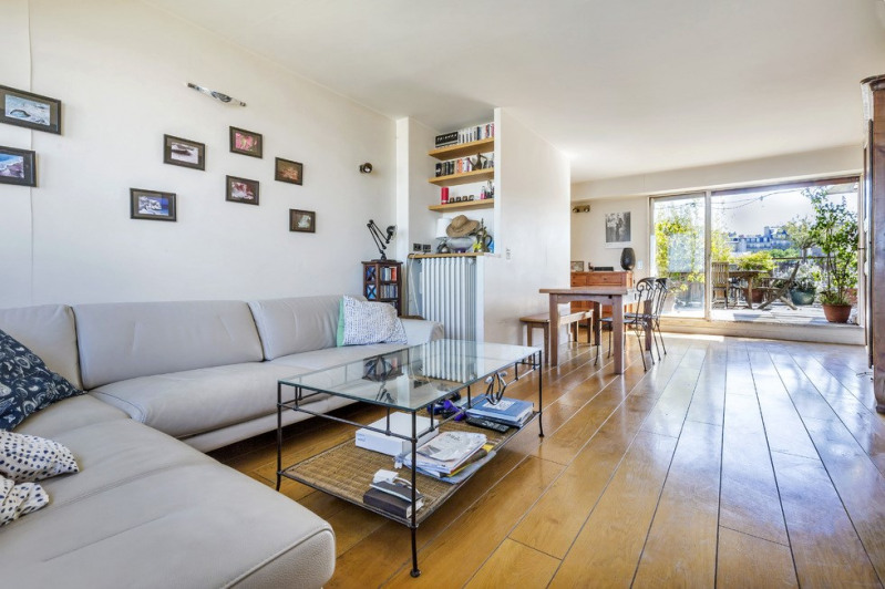 Deluxe sale apartment Paris 18ème 2 047 500€ - Picture 3