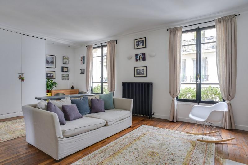 Rental apartment Paris 16ème 2000€ CC - Picture 4