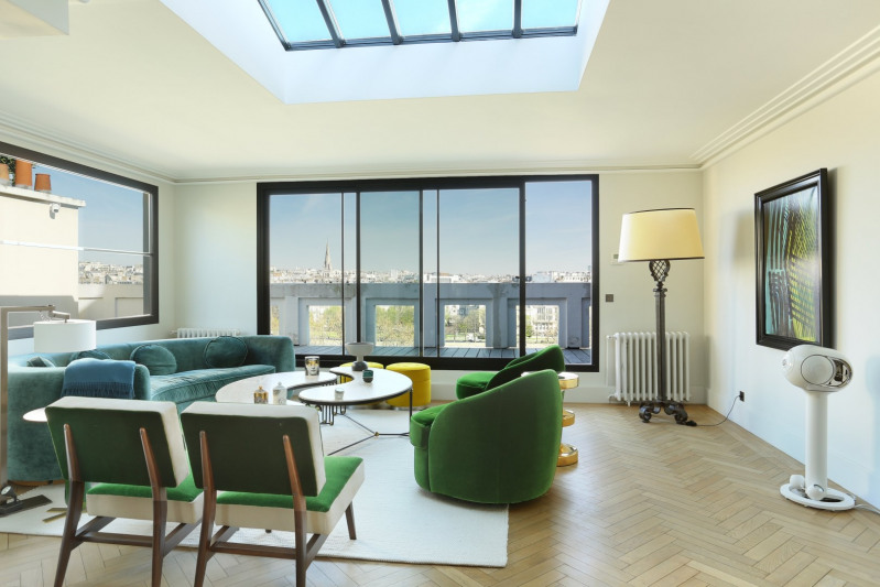 Revenda residencial de prestígio apartamento Paris 7ème 4950000€ - Fotografia 3