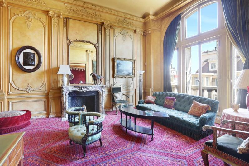 Revenda residencial de prestígio apartamento Paris 16ème 5750000€ - Fotografia 6