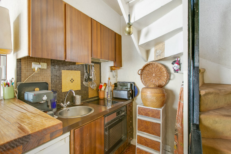 Престижная продажа квартирa Paris 4ème 630000€ - Фото 6