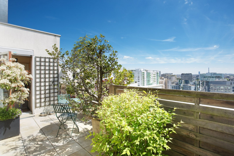 Deluxe sale apartment Neuilly-sur-seine 1680000€ - Picture 10