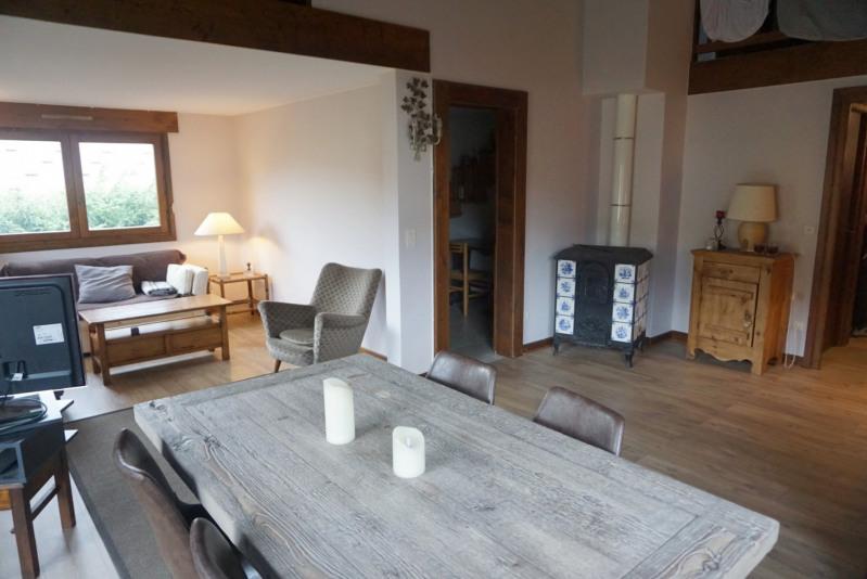 Vente de prestige appartement Megeve 615000€ - Photo 4