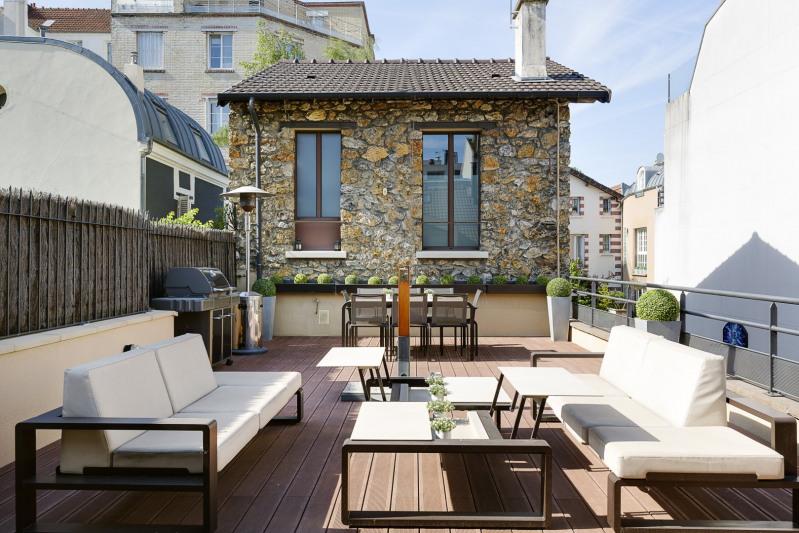 Revenda residencial de prestígio casa Boulogne-billancourt 4490000€ - Fotografia 7
