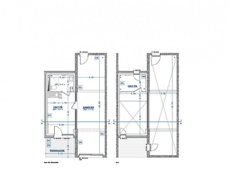 Produit d'investissement maison / villa Vaux sur mer 169000€ - Photo 4