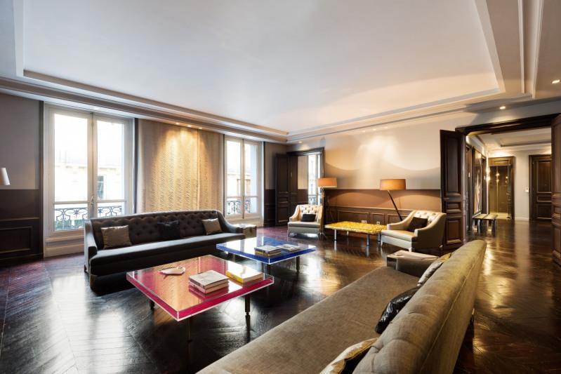 Revenda residencial de prestígio apartamento Paris 17ème 3570000€ - Fotografia 1
