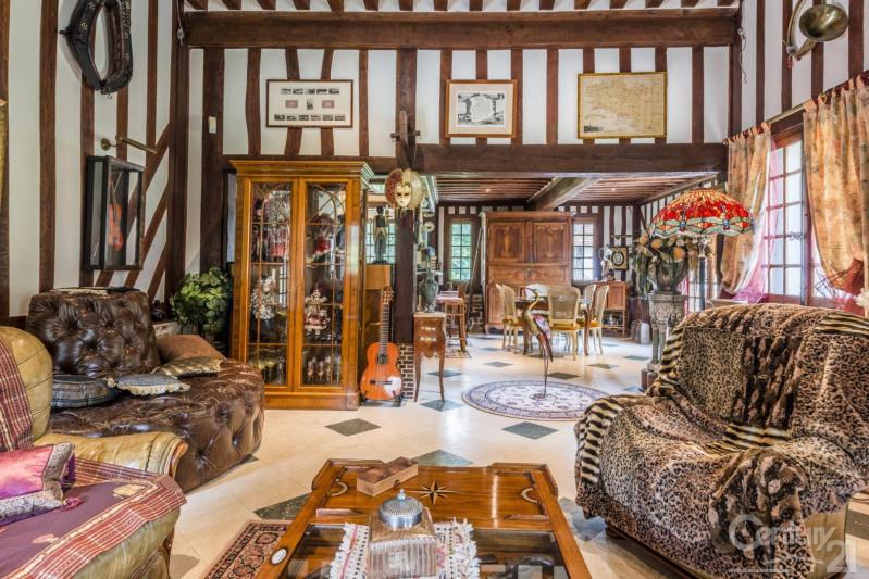 Revenda residencial de prestígio casa Bieville beuville 699000€ - Fotografia 7