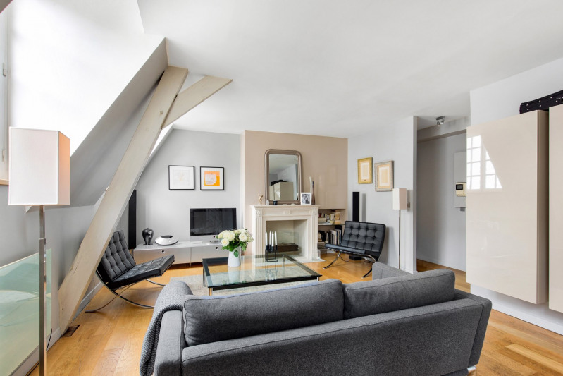 Verkoop van prestige  appartement Paris 3ème 1680000€ - Foto 17