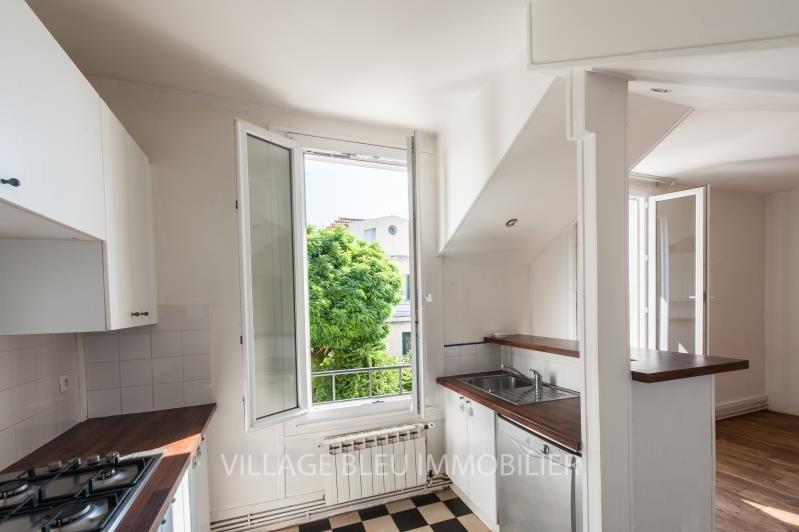Vente appartement Courbevoie 347500€ - Photo 2