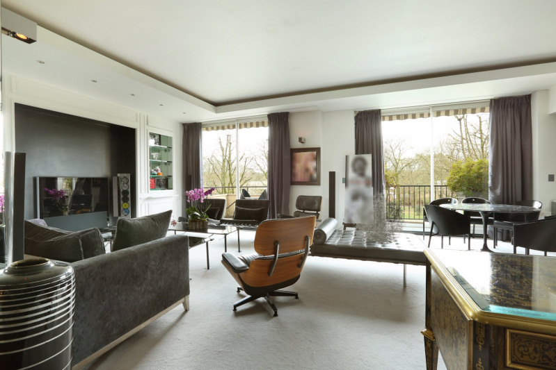 Deluxe sale apartment Neuilly-sur-seine 1890000€ - Picture 4