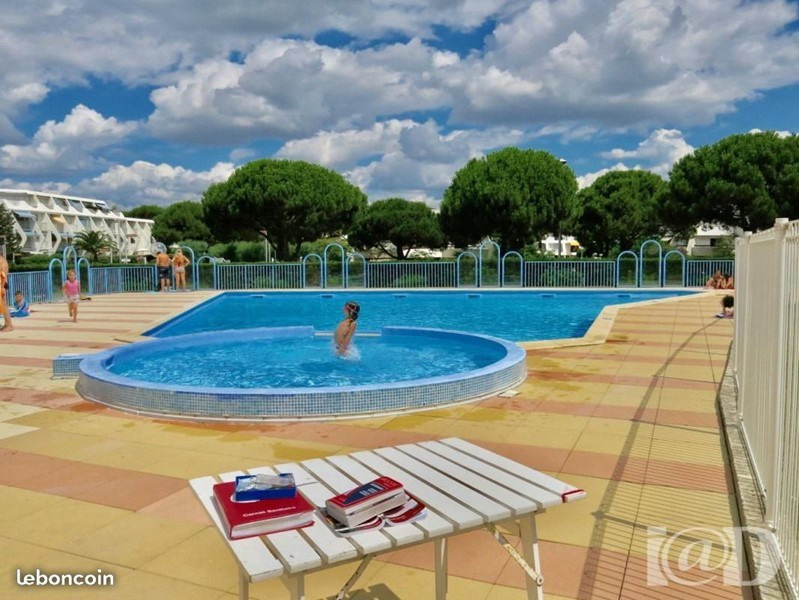 Location vacances appartement La grande motte 455€ - Photo 3
