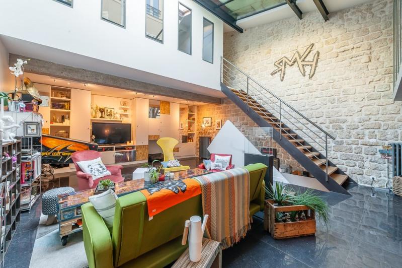 Deluxe sale apartment Paris 19ème 1365000€ - Picture 1