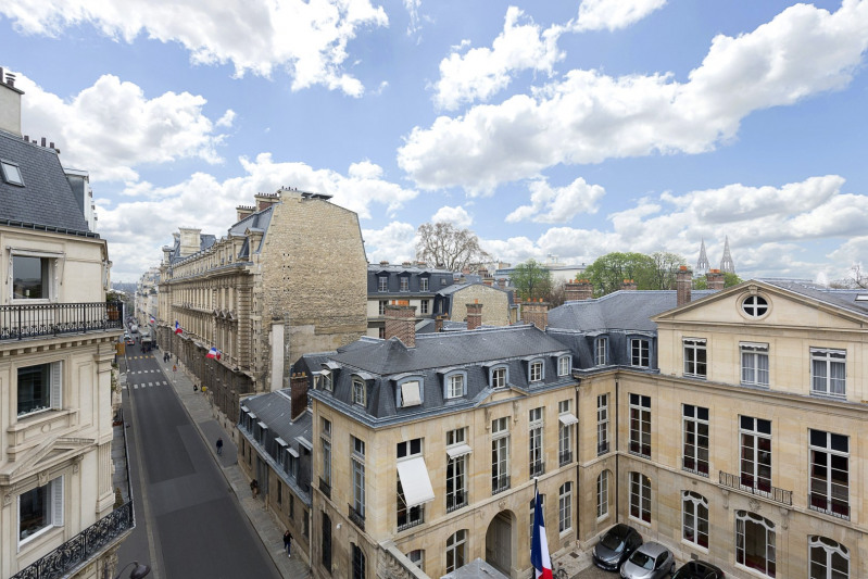 Deluxe sale apartment Paris 7ème 5 850 000€ - Picture 10