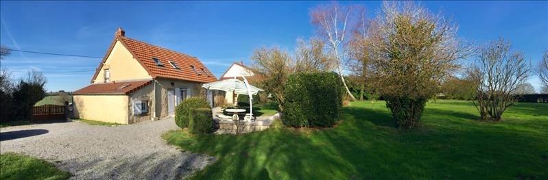 Vente maison / villa Tronget 149800€ - Photo 2